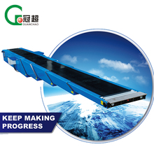 New product multi-stage loading / unloading cheap price telescopic belt conveyor