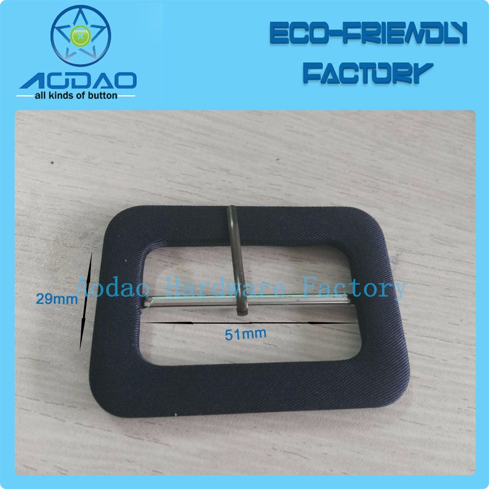 Custom different kinds shoe buckle,garmet buckle ,cloth covered buckle