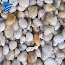 High quality White river stone pebbles landscape stone