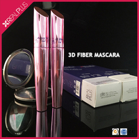 b2b cosmetics private label your own brand 3D fiber lashes extension mascara