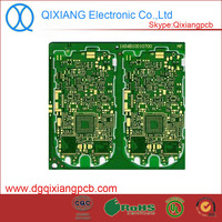 pcb board with FR4 material,2 layer EING quality nokia pcb board Mobile phone nokia