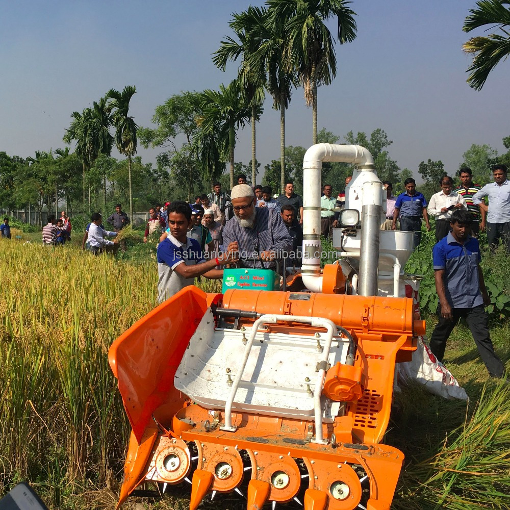 Low Price of rice combine harvester