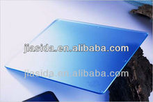 Frosted polycarbonate transparent roofing solid pc sheet