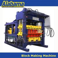 Made in china Heavy Construction Equipment QT4-15 autoclaved aac block machinery manufacturing