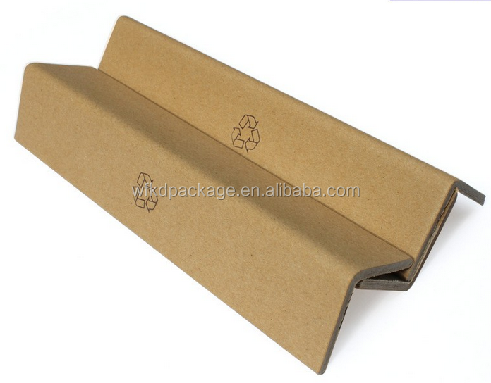 Hot sale Waterproof cardboard protective corners for Industry packing