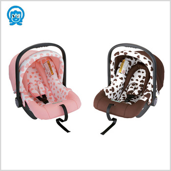 Colorful and Cute design unique baby car seats for 0-12 years old