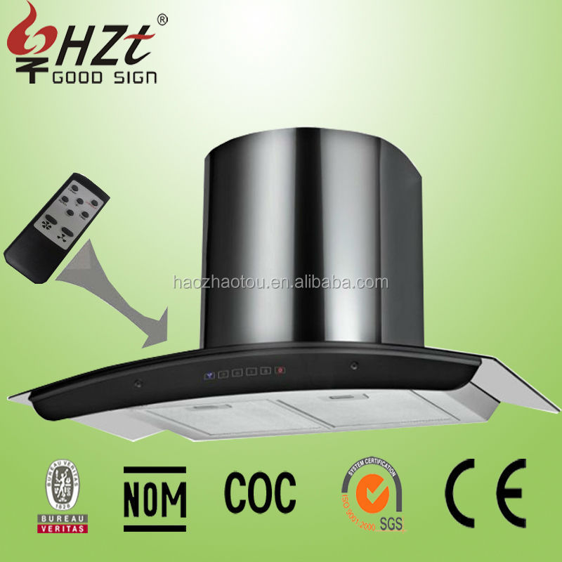 powerful copper motor, Y-H8 wall mounted chimney/kitchen hood/range hood