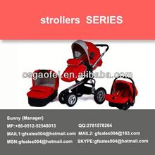 good three wheel strollers with car seat for hot sell and best sell