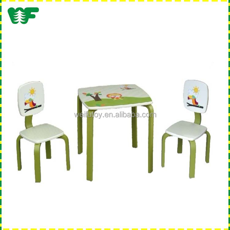 Alibaba China wholesale kids table and chair set