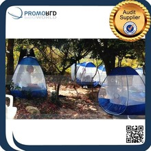 Automatic 1-2 Person Pop Up Mosquito Proof Outdoor Free Sample Tent