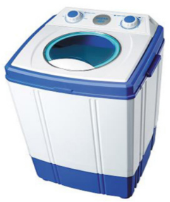 CE Approved 3kg Mini Single Tub Portable Washing Machine