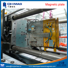 QHMAG magnetic mold clamping system for 120 ton 160 ton 200ton 320 ton 500ton injection moulding machine