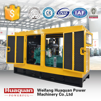 100kva silent diesel engine and biomass engine generator