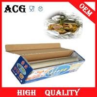 Food packing good density aluminium foil