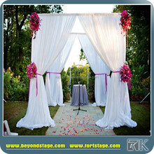 circle pipe and drape backdrop wedding for sale