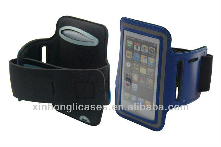 sport armband pouch case for iphone