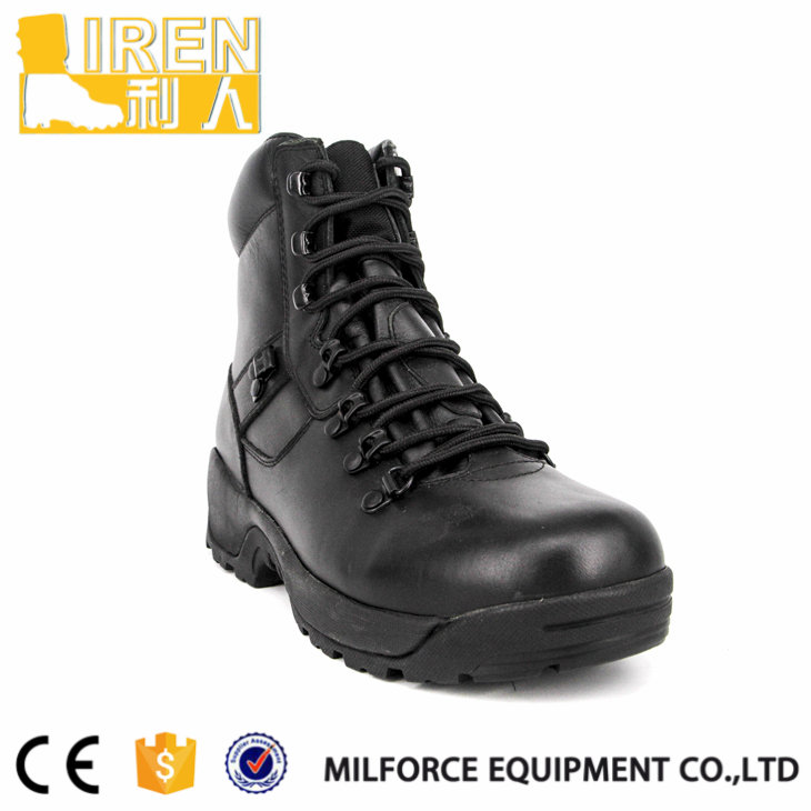 Hot selling black womens combat boots winter 2016