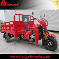 Chongqing cargo tricycle with wind protector on sale