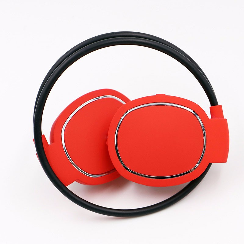 2016 Logo printing touch operation bluetooth headphone headset earphone