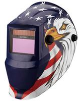 L9-600S unique new model hard hat welding helmet decal