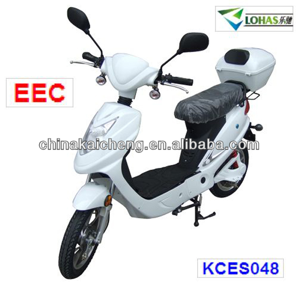 Light and strong romai electric scooter 400W/500W with EEC