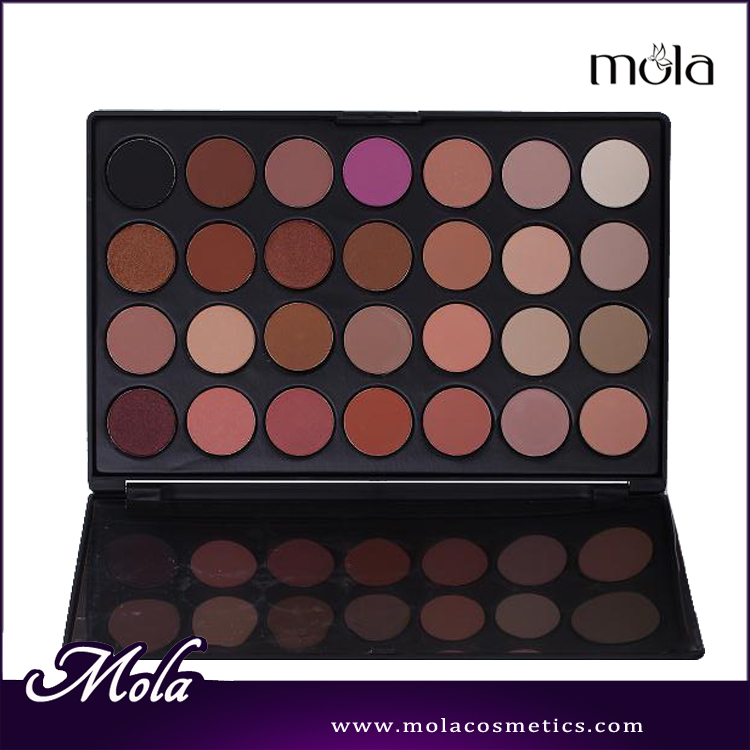 Professional 28 color palette different eye shadows makeup eyeshadows