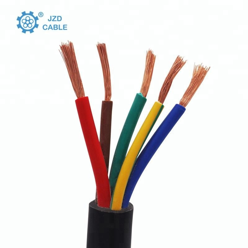 Best selling products pvc insulated electric wires power <strong>cable</strong> RVV type