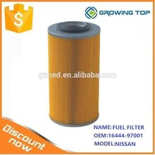 Manufacturer wholesale hight quality fuel filter16444-99201 16444-97001 for NISSANs