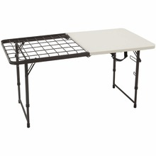 Lifetime 4' Fold-In-Half Cooking Table