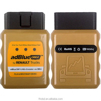 Newest Adblue Emulator For RENAULT adBlue/DEF and NOx Emulator supported EURO 4/5/6 Adblue OBD2 for RENAULT