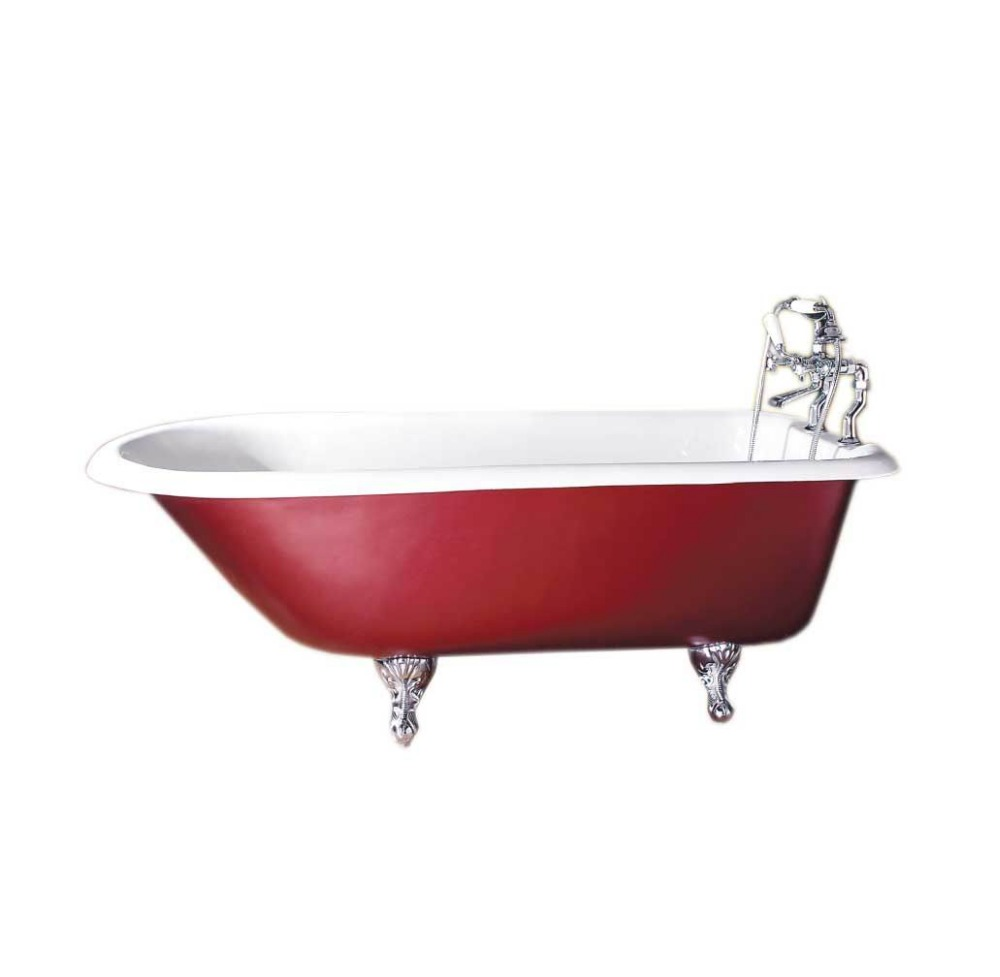 Manufactuer Wholesale Bathtubs Used Cast Iron Bathtub