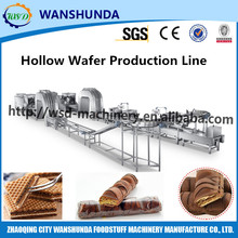 Snack Wafer Making Machine / Waffle Machine for Food Factory