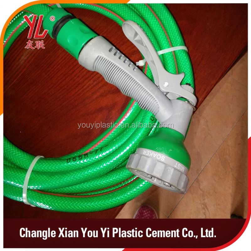 Hot Selling oem gray color pvc garden hose