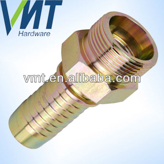 brass hose reducing male water quick coupling