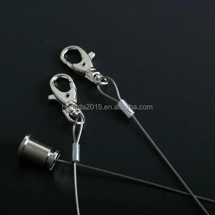 China manufacture hanging cable system lighting accessories