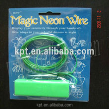 Flexible neon high quality lighting EL wire
