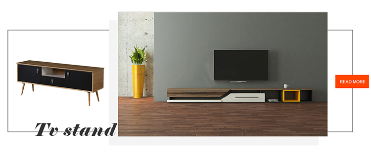 hot sell top quality mdf board wooden white high gloss modern long tv stand furniture with showcase