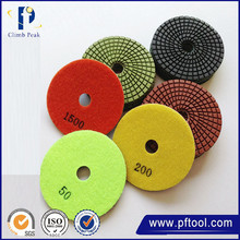 gold supplier china Diamond Polishing Pad For Granite And Marble Coarse Grinding