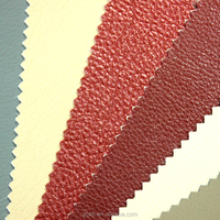 China Synthetic Pu Material Leathertte Fabric