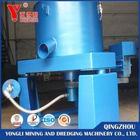 gold separator mining machinery