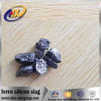 China Silicon Slag Briquette Silicon Metal
