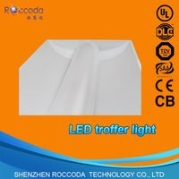 Buy ETL DLC Ceiling lights led panel light 1x1 1x2 1x4 2x2 2x4ft ...