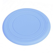 Fashion & Cheapl Silicone Rubber Pet Frisbee Pet toy