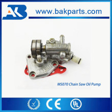 high quality China Garden tool parts MS070 chain saw Spare Parts Oil Pump