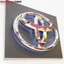 goodbong custom metal logo led make your own car emblem