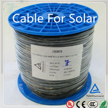 2014 Australia/Japan Hot-Selling twin solar cable 6mm solar powered underwater lights