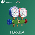1006 Manifold Gauge HS-536A With 1/4 SAE