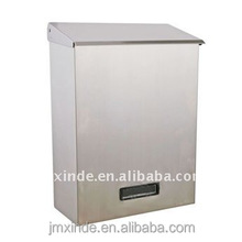 best seller design metal mailbox free standing mailboxes