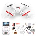best selling products 4ch 2.4g live video feed quadcopter fpv monitor airplane for children toys