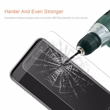 Waterproof liquid screen protector tempered glass For iphone 7 Plus